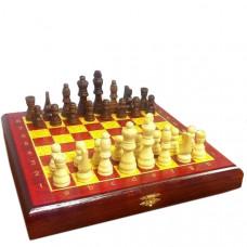 Шахматы Бордо ларец