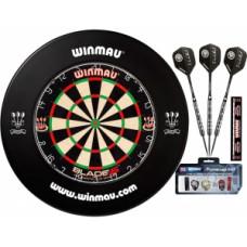 Комплект для игры в Дартс Winmau Champion Plus (профессиональный уровень)