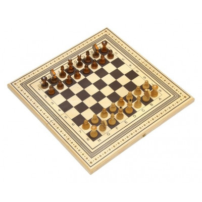 Шахматы нарды шашки Игра малые