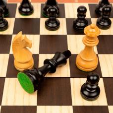Шахматы Дебют люкс венге большие