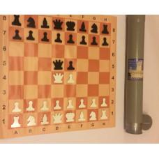 Школьная шахматная демонстрационная доска (80 см)