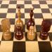 Шахматы Дубовые в ларце