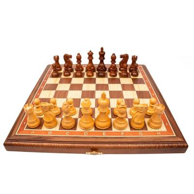 Шахматы Эндшпиль орех средние