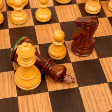 Шахматы Эндшпиль дуб средние