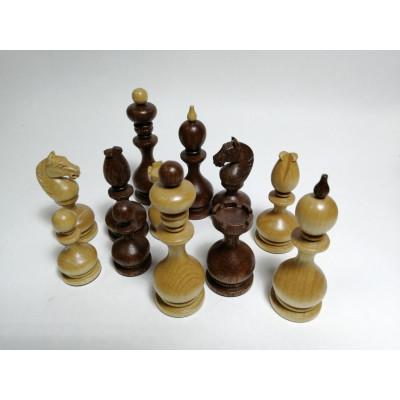 Шахматные фигуры Ферам, дуб