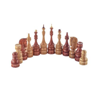 Шахматные фигуры Дубовые