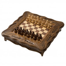 Шахматы резные Филармония