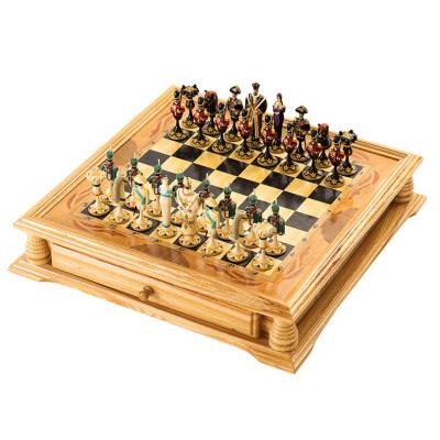 Шахматный ларец Сражение