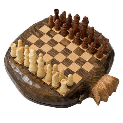 Шахматы резные Гранат, Mirzoyan