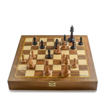 Шахматы ларец Авангард без утяжеления