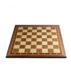 Шахматная доска нескладная Американский орех 4