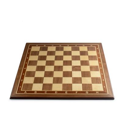 Шахматная доска нескладная Американский орех 5