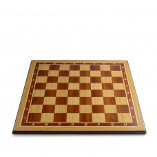 Шахматная доска нескладная дуб 4