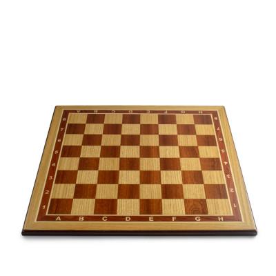 Шахматная доска нескладная дуб 5