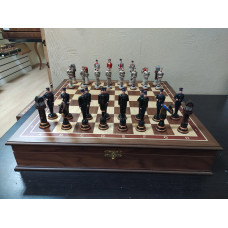 Шахматы Строгий режим из хлеба