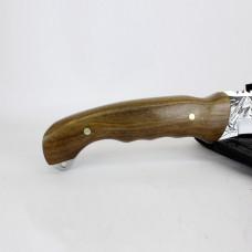Нож Вулкан (орех) Кизляр