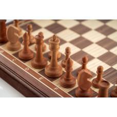 Шахматы Этюд орех большие