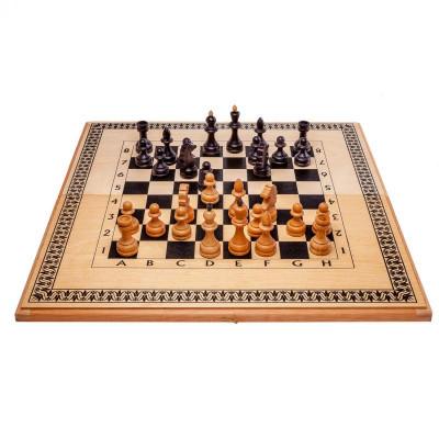 Шахматы нарды шашки Классика бук средние