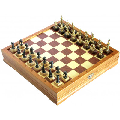 Шахматы Крестоносцы малые