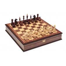 Шахматы подарочные Бастион