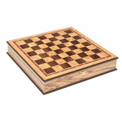 Шахматный ларец без фигур Дуб 4
