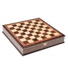 Шахматный ларец без фигур Венге 4