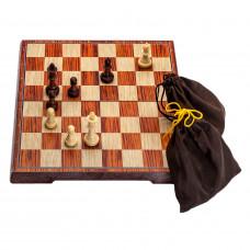 Шахматы Люкс магнитные средние