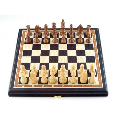 Шахматы Дебют мореный дуб средние