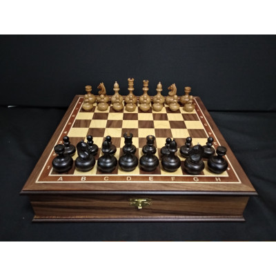 Шахматы ларец Иллюзия