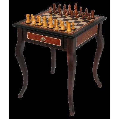 Шахматный стол Турнирный венге