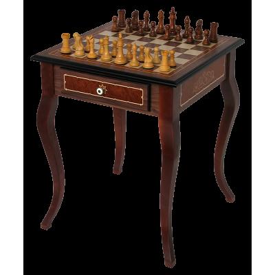 Шахматный стол Турнирный американский орех