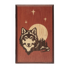 Нарды книга Ночной волк