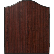 Кабинет для мишени Nodor Luxury Rosewood (отделка под палисандровое дерево)