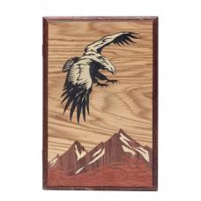 Нарды книга Орел на охоте