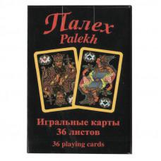 Игральные карты Палех 55 листов