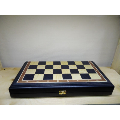 Шахматная доска Мореный дуб 5