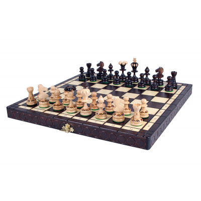 Шахматы Жемчужина средние Мадон