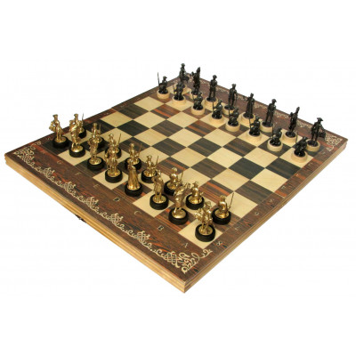 Шахматы складные Полтава большие