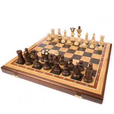 Шахматы Престиж дуб