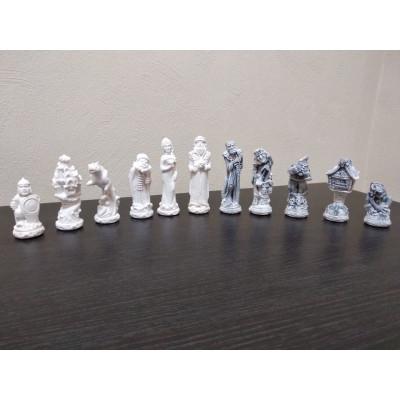 Шахматные фигуры Русские сказки