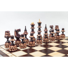 Шахматы резные Точенка