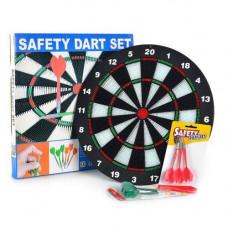 Комплект для игры в Дартс Безопасный