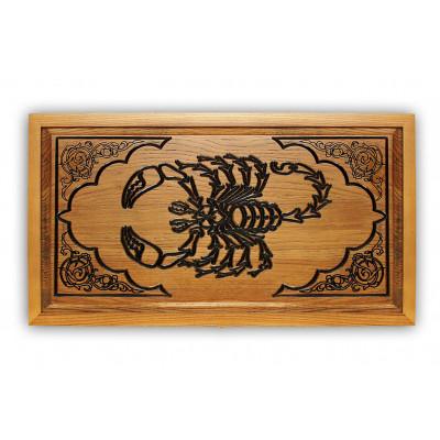 Нарды знаки зодиака Скорпион