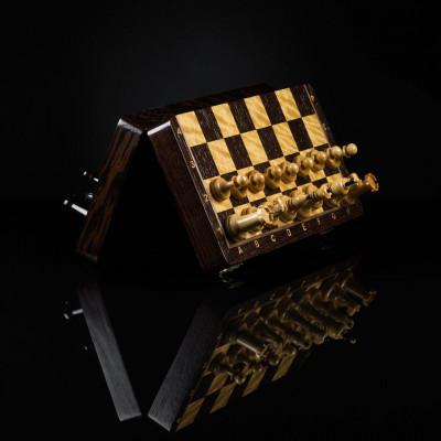 """Шахматы """"Яхтенные"""" (мини, магнитные)"""