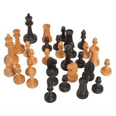 Шахматные фигуры Авангард средние с утяжелением