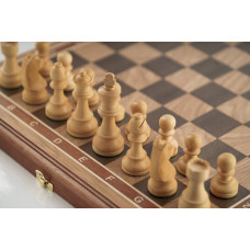 Шахматы Дебют дуб средние