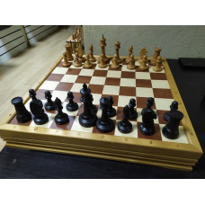 Шахматы авангард средние в ларце