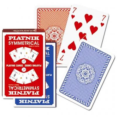 Игральные карты Симметрия 55 листов