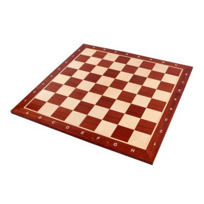 Шахматная доска нескладная Махагон 5 Мадон