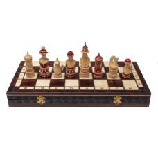 Шахматы резные Треугольники